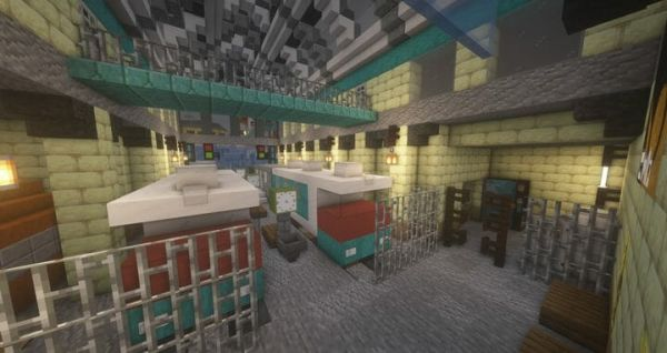 Half-Life 2 Fully Rebuilt in Minecraft, and it's Playable - 1