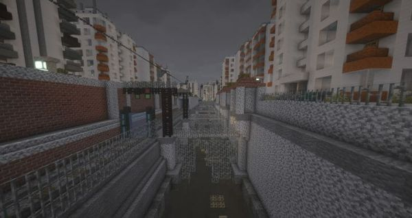 Half-Life 2 Fully Rebuilt in Minecraft, and it's Playable - 2