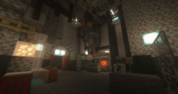 Half-Life 2 Fully Rebuilt in Minecraft, and it's Playable - 3