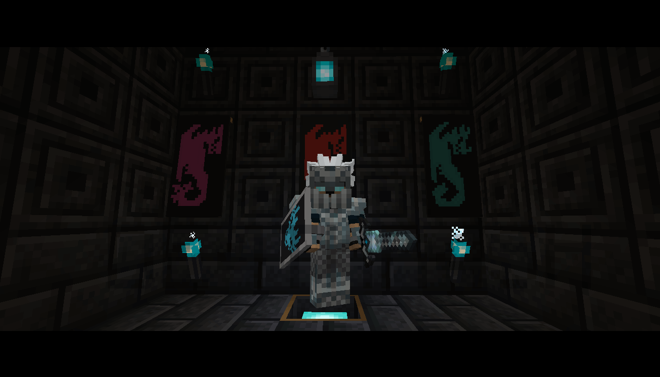 Ice & Fire Dragonsteel Weaponry 1.12.2 PvP Texture Pack - 2