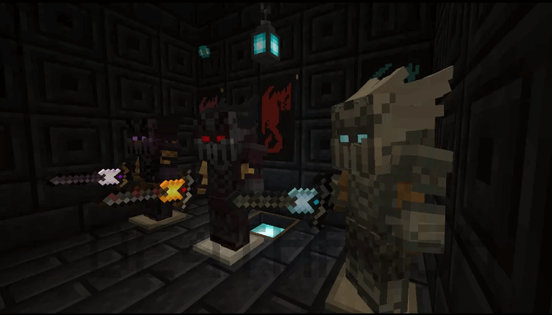 Ice & Fire Dragonsteel Weaponry 1.12.2 PvP Texture Pack -main