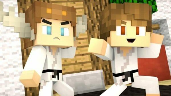 Judo Now Taught Through Minecraft - 3