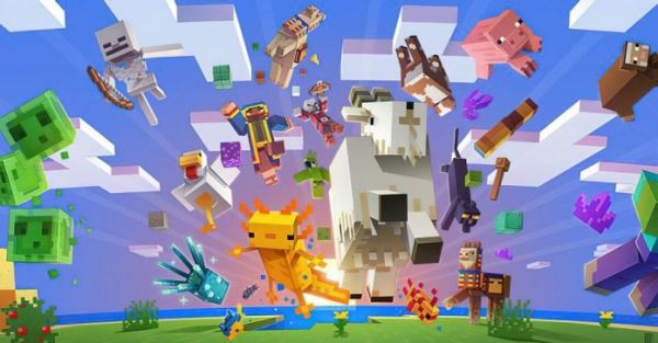 Minecraft Becomes Most Sold Video Game in UK - 3