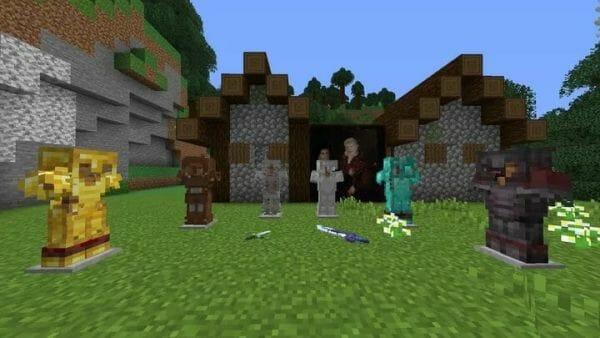 Minecraft Lover Resource Pack 1.17.1 - 3