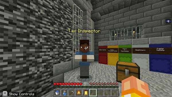 Minecraft Used to Teach Middle Schoolers About Financials - 3