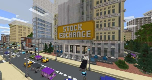 Minecraft Used to Teach Middle Schoolers About Financials