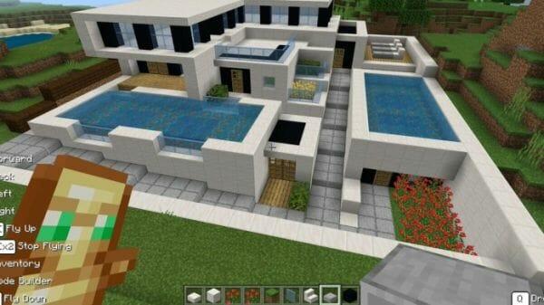 MrBeast Minecraft House - 1