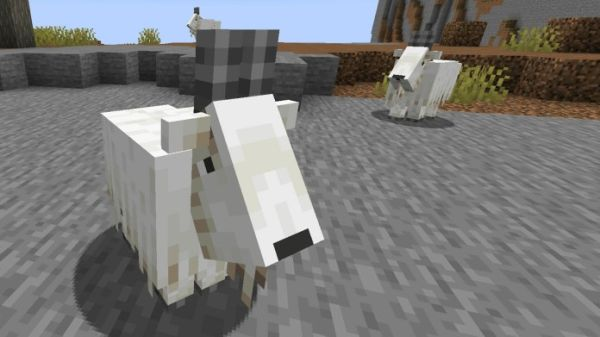 Minecraft Goats Used Real Goats as Voice Over -1
