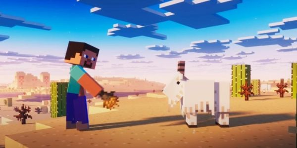 Minecraft Goats Used Real Goats as Voice Over -main