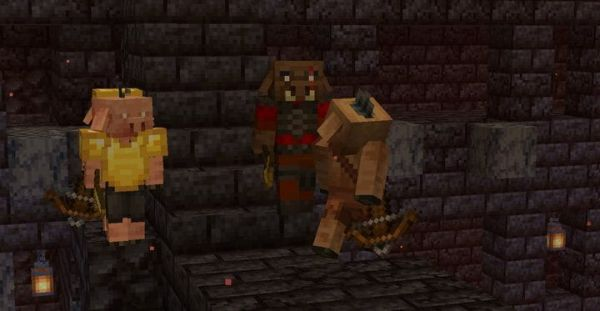 Creature Variety for 1.17.1 - Random Mobs 1.17.1 - 1