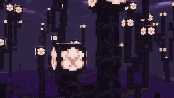 Crystallizing End for Minecraft 1.18 - 2