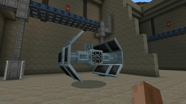 Skilled Gamer Creates Entire Star Wars Galaxy in Minecraft - 3