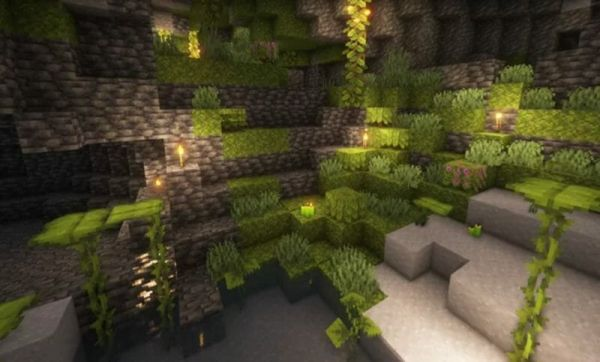 Foliage+ Texture Pack 1.18 - 1