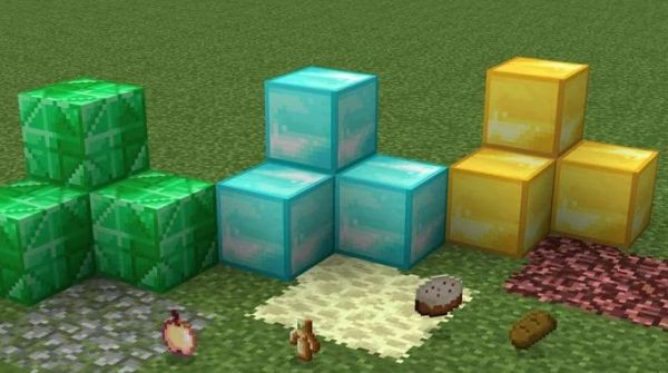Halcyon 16x Resource Pack 1.17.1 - 1