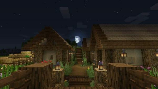 Nightly v1.1 - Night vision for Minecraft 1.17.1 - 3