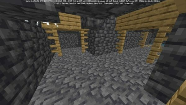Old Bedrock Layer Replaced with Deepslate in Minecraft 1.18 Snapshots - 2