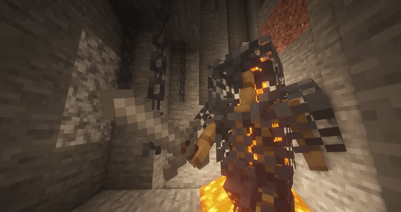 Skeley's Awesome Armor Resource Pack 1.18 - 1
