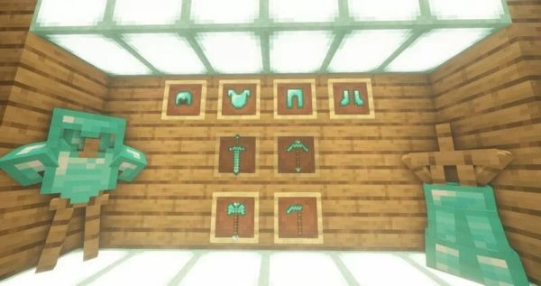 Skeley's Awesome Armor Resource Pack 1.18 - 2