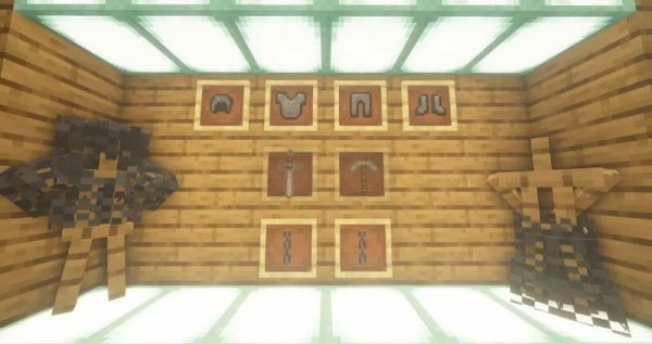 Skeley's Awesome Armor Resource Pack 1.18 - 3