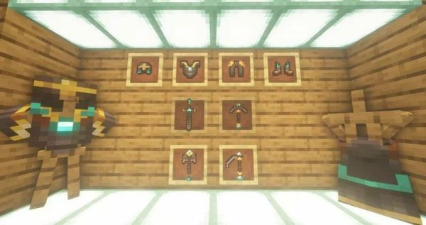 Skeley's Awesome Armor Resource Pack 1.18 - 4