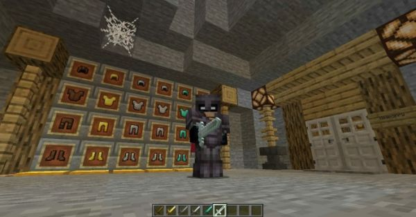White Netherite 16x PvP Texture Pack 1.18 - 0